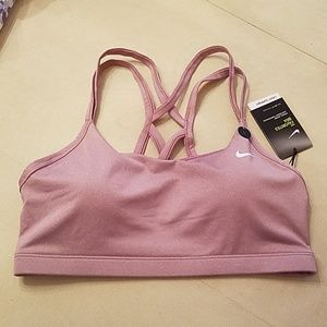 NWT Nike dri-fit sports bra
